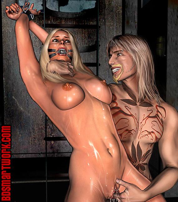 bdsm comics by Kane