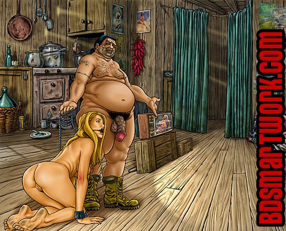 bdsm comics by Eu Inocencius