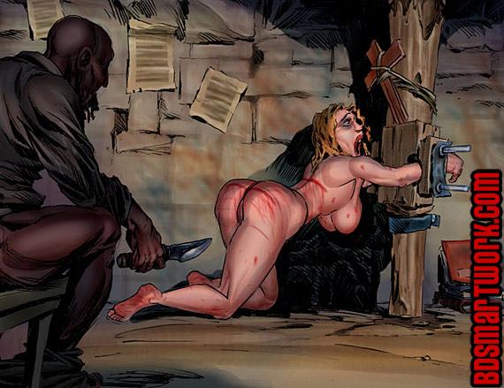 bdsm comics by Rougin